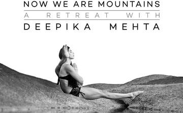 Mountains with Deepika Mehta (Dharamsala Ashtanga Retreat)