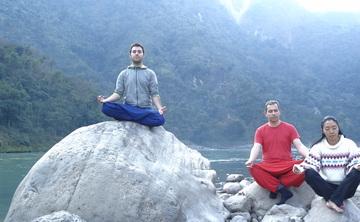 27 Days Meditation Teacher Training