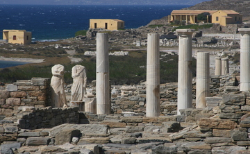 GODDESS PILGRIMAGE TO THE ISLAND OF MIRACLES  TINOS & DELOS GREECE