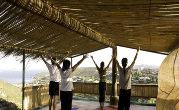 Yoga and Herbal Adventures Retreat on Patmos Island  May 22-28