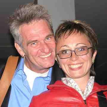 Heinz Gerd and Lera Lange