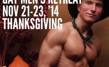California Gay Men's Fall Retreat