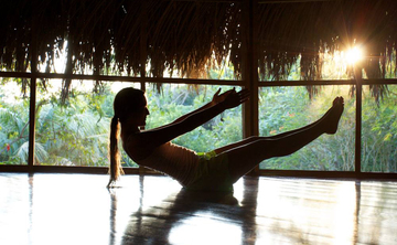 Yoga and Shamanism in the High Rainforest of Peru