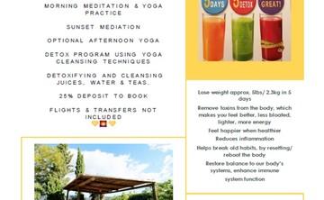 Garden of Elden - Yoga, Detox & Meditation Retreat in Ibiza