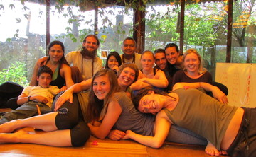 TRANSFORMATIONAL YOGA TEACHER TRAINING 200h, 300h,Cusco, Perú