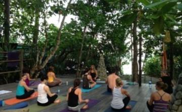 Ame Wren Yoga Retreat