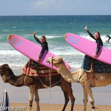 Surf Camp in Tamraght, Morocco - 7 nights