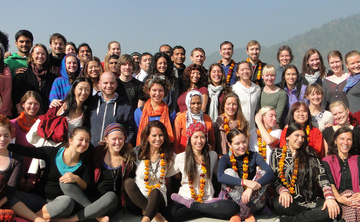 500 Hour Yoga Teacher Training in Rishikesh - RYS 500