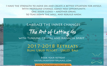 The Art of Letting Go - August 1-Day Workshop