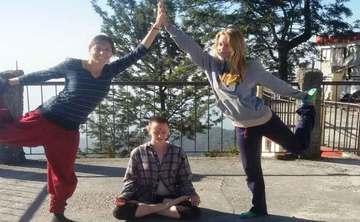 Yoga therapy retreat in rishikesh