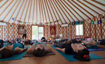 Labor Day Long Weekend : Yoga Nidra Retreat with Manu