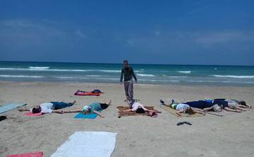 Shiatsu & Yoga Retreat In the Magical Island of Greece