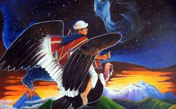 Authentic & Original San Pedro Long Dance on the Equinox/Pilgrimage to Island of the Sun
