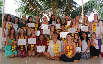 300 hours Yoga Teacher Training in India
