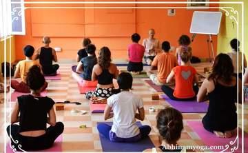 200 Hours Yoga Teacher Training in Dharamsala India
