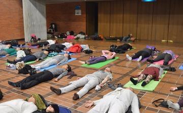 Campamento de Meditación