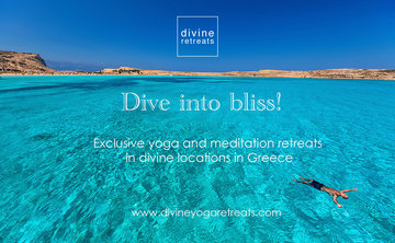 Creative Flow Yoga Retreat in the Greek Islands