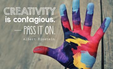 Contagious Creativity