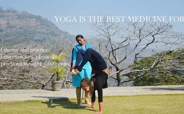 15 Days Yoga Retreats in Rishikesh India