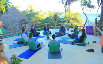 Personal Transformation Retreat / Holistic Breathwork™ Practitioner  Certification Course Level 1 in Yelapa, Mexico