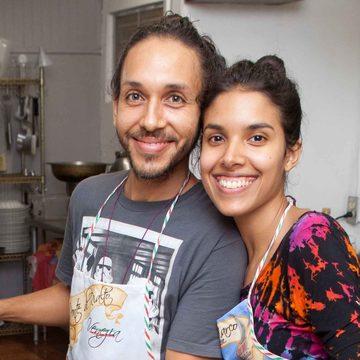 Omar and Samantha