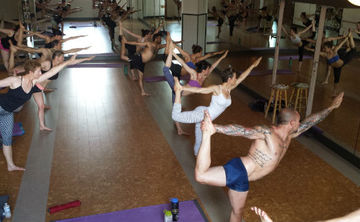 Hot Yoga Teacher Training (YA - RYT): 250 hrs, Vancouver, Canada