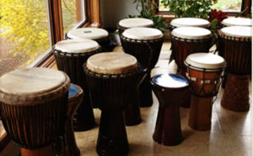 Chants Sacrés et Percussions / Sacred Chants and Drumming