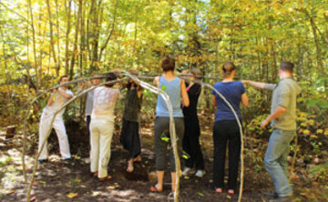 Hutte de Sudation (Fin de Semaine Automnale) / Fall Sweat Lodge Weekend