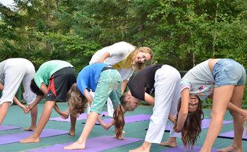 Formation de Professeur de Yoga pour Enfants et Adolescents / Teaching Yoga for Kids and Teens