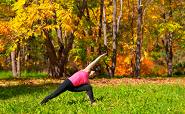 Autumn Recharge – Yoga & Wellness – 2 day