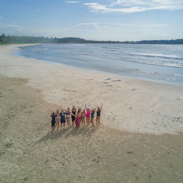 SwellWomen Sri Lanka Surf & Yoga Retreat