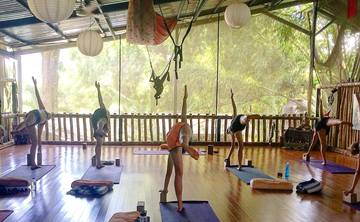 Live your Yoga and Surf Retreat