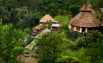 7 Day Spirit of Bali Yoga Retreat with YOGASCAPES