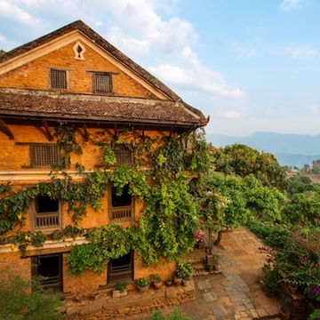 Various Guesthouses and Inns in Kathmandu Valley