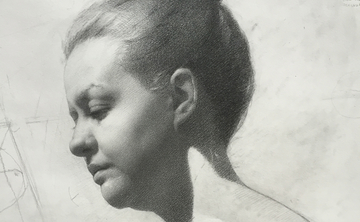 Portrait Drawing: Exploring Light and Form