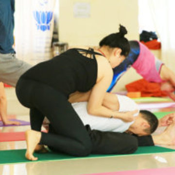 Jivan Chakra Foundation, Rishikesh: Hatha Yoga Teacher Training India