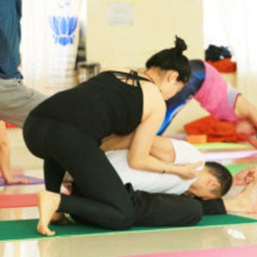 Jivan Chakra Foundation, Rishikesh: Hatha Yoga Teacher Training India