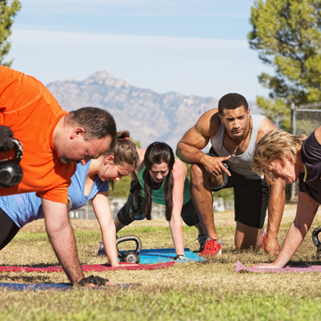 7 Day California Fitness Retreat