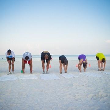 3 Day California Fitness Retreat