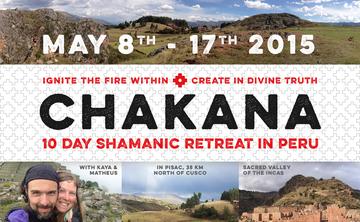 CHAKANA A 10 DAY SHAMANIC RETREAT IN PERU