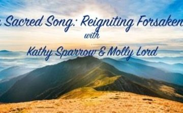 Your Sacred Song: Reigniting Forsaken Dreams