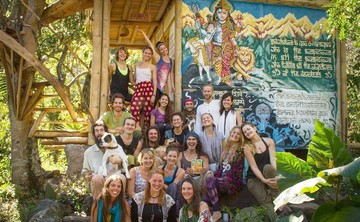 Classical Hatha Yoga Teacher Training RYT-200 with Permaculture course