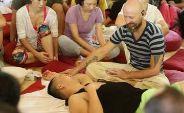 BioDynamic Breathwork and Trauma Release Training in Bali