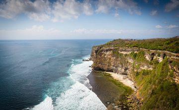 Yoga in Coastal Bali with Laura Burkhart