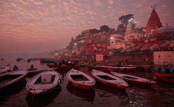 A Journey to the 'Holy City' Varanasi