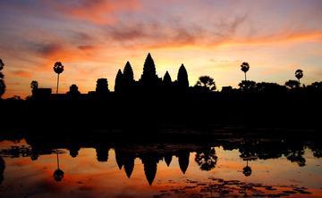 Cambodia with Andrea Marcum
