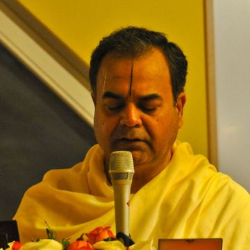 Guest of Honour: Sri Venugopal Goswami