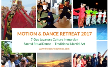 Motion and Dance Retreat 2017