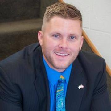 Ryan LeCompte, B.A., A former United States Marine