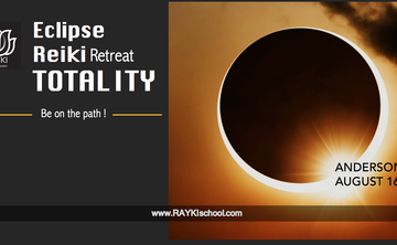 Eclipse REIKI Retreat